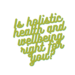 Is holistic health and wellbeing right for you?