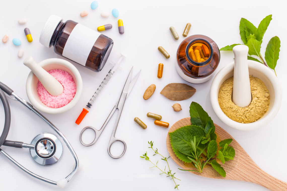 Alternative medicine v's conventional medicine